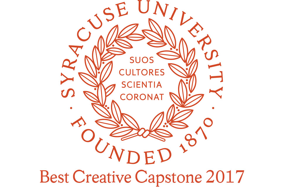 Syracuse University honors program logo